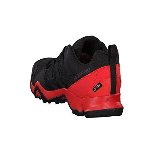 Adidas Herren Terrex Axe 2r Gtx Wanderschuhe Core Nero / Core Nero / Hi-res Rosso S18