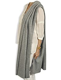 Cashmere Wrap - Grey Pearl by Catherine Robinson