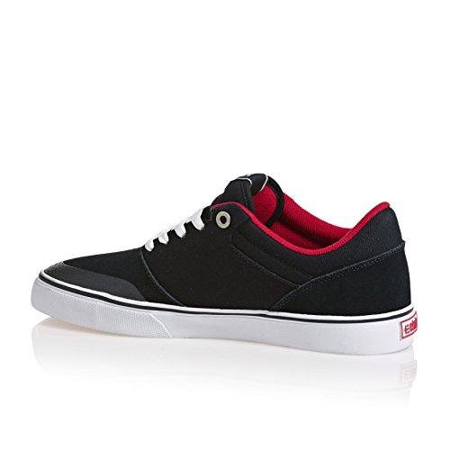 Etnies Herren Marana VULC Skateboardschuhe Blau (475-Navy/White/Red 475)
