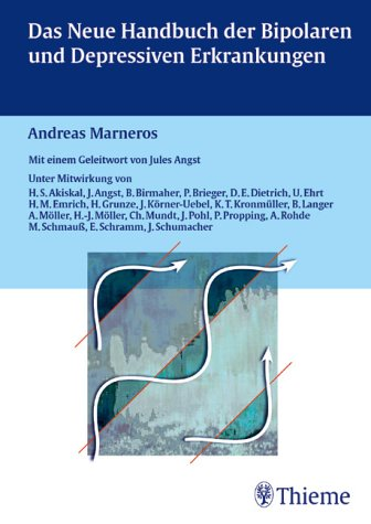 Cover »Das Neue Handbuch der Bipolaren und Depressiven Erkrankungen«