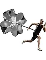 Parachute de Résistance pour l'Entrainement à la Vitesse Parachute de Course pour l'Entrainement à l'Endurance