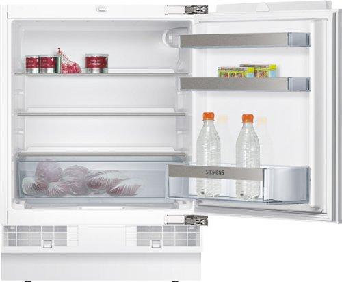 Siemens KU15RA60 iQ500 Kühlschrank / A++ / 82 cm Höhe / 92 kWh/Jahr / 142 L Kühlteil / Weiß / safetyGlas / Flachschanier-Technik