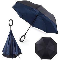 Paraguas invertido Plegable
