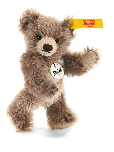 Steiff-10cm-Mini-Teddy-Bear-Tipped-Jointed-Brown