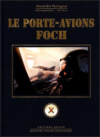 Le Porte-avions Foch par Alexandre Paringaux
