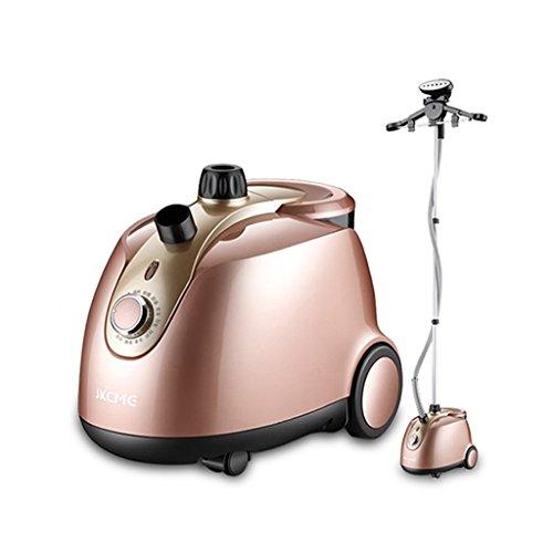 Coco Home Hängemaschine Hängende Dampf Bügeleisen Bügeln Kleider Hängemaschine (Farbe : Champagne gold) (Gold Champagne Kleid)