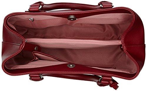 SansibarSansibar - Borsa con Maniglia Donna Rosso (Rot (merlot))