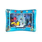 Baby Kids Inflatable Water Play Mat Patted Pad Cushion Tummy Time Playmats
