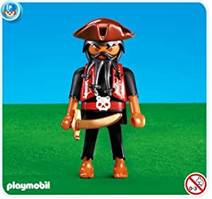 playmobil 7380 pirate des cara bes nouveaut 2014 emballage plastique pas de bo te. Black Bedroom Furniture Sets. Home Design Ideas