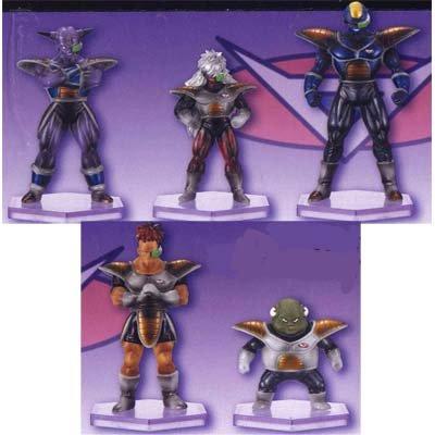 Figure Series Sectional FREEZAS FORCE 2 full set of 5 to Dragon Ball Kai Freeza corps was gathered (japan import)