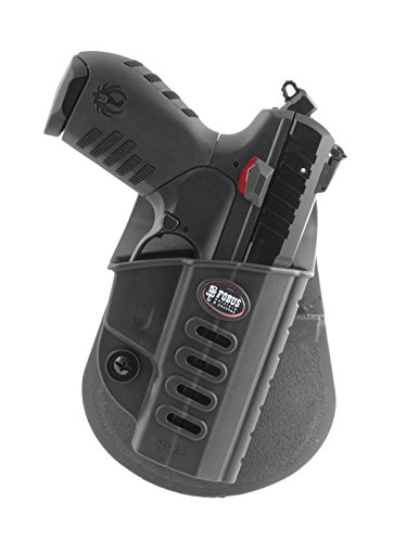 Fobus Linke Hand Polymer Retention Paddle Rotations roto Retention Halfter für Ruger SR22 -