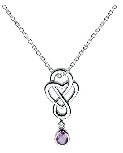 heritage-sterling-silver-and-amethyst-celtic-looped-heart-necklace-of-length-457-cm
