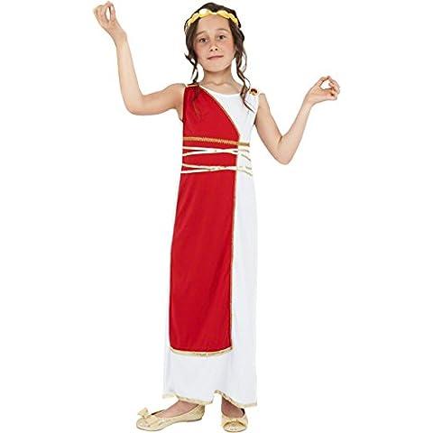 Smiffy's - Disfraz de griega para niña (talla M)
