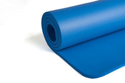 KG-Physio-Esterilla-de-yoga-extra-grueso-12-mm-con-correa-de-hombro miniatura 8