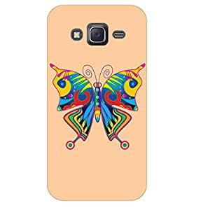 Happoz Samsung Galaxy J7 2016 Model ( J710 ) Cases Back Cover Mobile Pouches Shell Hard Plastic Graphic Armour Premium Printed Designer Cartoon Girl 3D Funky Fancy Slim Graffiti Imported Cute Colurful Stylish Boys D288