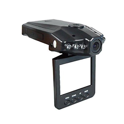 Super Legend 1280p HD 6,3 cm LCD Vision Nocturne CCTV en Voiture DVR Accident vidéo Enregistreur vidéo Proof