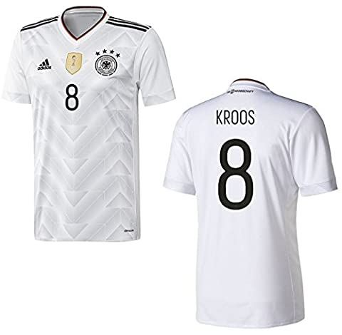Trikot Adidas DFB 2017 Home Confed Cup (Kroos 8,