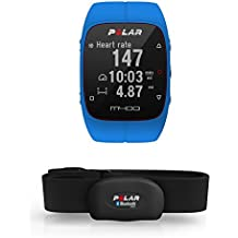 POLAR M400-Sport cardio GPS Watch-Blue by POLAR