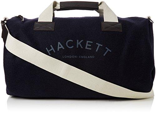 Hackett Mr Classic Duffle, Portefeuilles homme, Blue (Navy), 29x29x53 cm (W x H L)