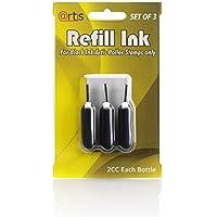 3 recambios de tinta para protector de datos confidenciales con rodillo