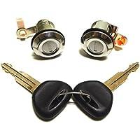 Cilindros de puerta cerradura con llaves