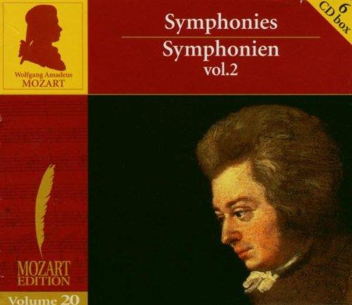 Mozart Edition Vol. 20 [Import anglais]
