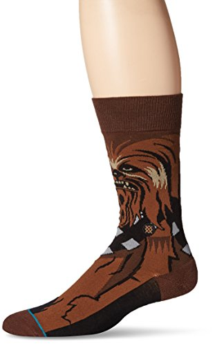 Official LucasFilm and Starwars Stance Socks~The Force Awakens-Chewie