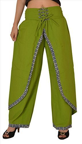 Skirts & Scarves SnS Dhoti 100% Pure Cotton Pant Aladdin...