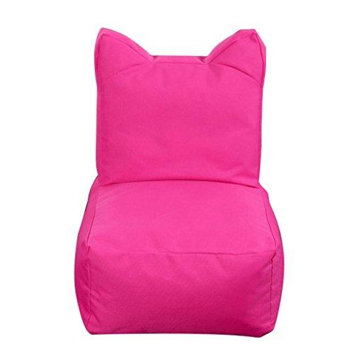 ALUK- small stool Sofá pequeño para niños, Asiento Moderno Simple, Taburete de Lectura para niños, Asiento no extraíble Sofá Ligero cómodo mini-l43cm * W45cm * H52cm