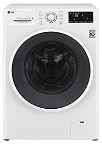 LG FH4U2VDN1 freestanding Front-load 9kg 1400RPM A+++-30% White washing machine - washing machines (Freestanding, Front-load, White, Rotary, Left, LED)