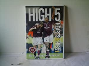 High 5 - Hearts 5 Hibs 1 [DVD] [2002]