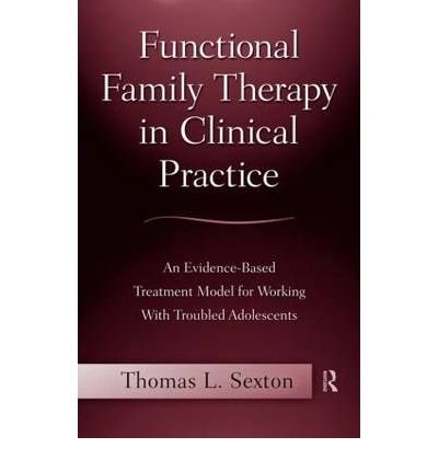 [ FUNCTIONAL FAMILY THERAPY IN CLINICAL ...