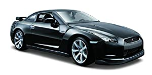 Tavitoys, 1/24 Special 2009 Nissan GT-R Negro (31294BK), Color (1)