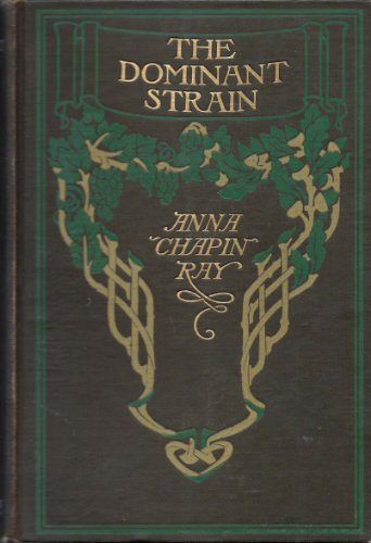 The Dominant Strain 1903 [Hardcover]
