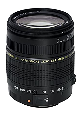 Tamron AF 28-300mm 3,5-6,3 XR Di LD ASL Macro digitales Objektiv für Canon
