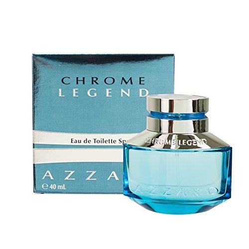 Azzaro Chrome Legend Eau De Toilette for Him 40ml