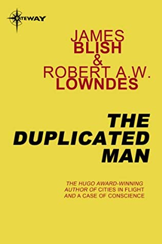 book cover of The Duplicated Man
