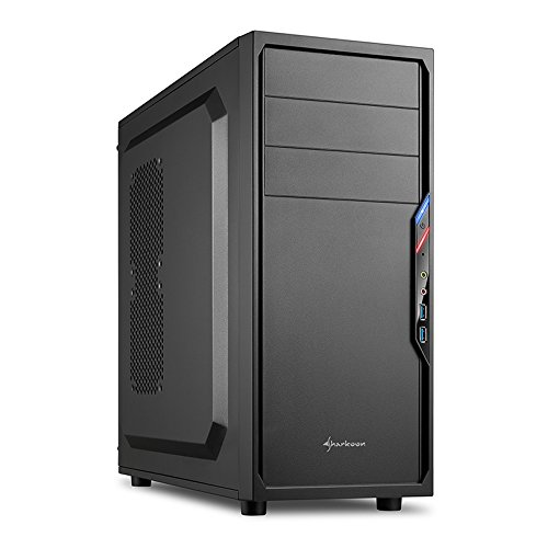 Sedatech PC de Bureau Intel i5-8400 6X 2.80Ghz, Intel UHD Graphics 630, 8Go RAM DDR4, 240Go SSD, 1To HDD, USB 3.0, WiFi, Full HD 1080p. Unité Centrale & Windows 10