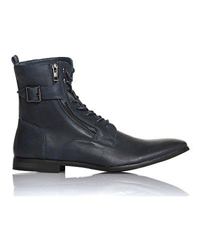 BLZ jeans - Geschnürt-Mann marineblau Schuh Blau
