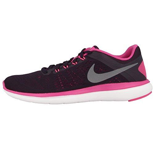 Nike Damen 830751-501 Trail Runnins Sneakers, Lila/Pink, 38 - Lila Nike Damen Laufschuhe