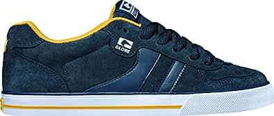 Globe Encore-2, Unisex-Erwachsene Sneakers, Blau (13005 navy/gold), 40.5 EU (7 UK / 8 US)