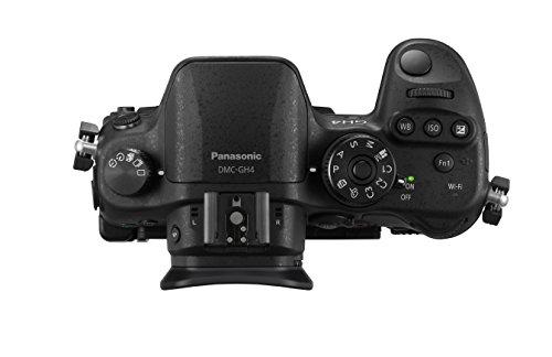 Panasonic LUMIX G DMC-GH4EG-K Systemkamera Gehäuse (16 Megapixel - 2