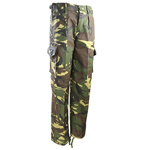 Kombat UK Children's Combat Trousers