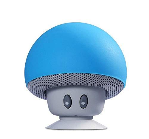 Características: 1. Mini tamaño: solo 2.17 * 2.17 * 2.17 pulgadas, altamente portátil. Lleva tu música a donde vayas 2. Buena calidad de sonido. A pesar del tamaño pequeño, el sonido es claro y agradable. Reducción de ruido para una mejor experiencia...