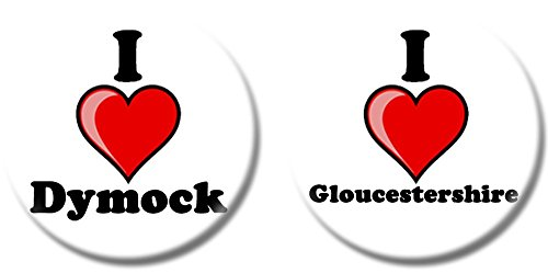 set-of-two-i-love-dymock-button-badges-choice-of-sizes-25mm-38mm-38mm-1-1-2-