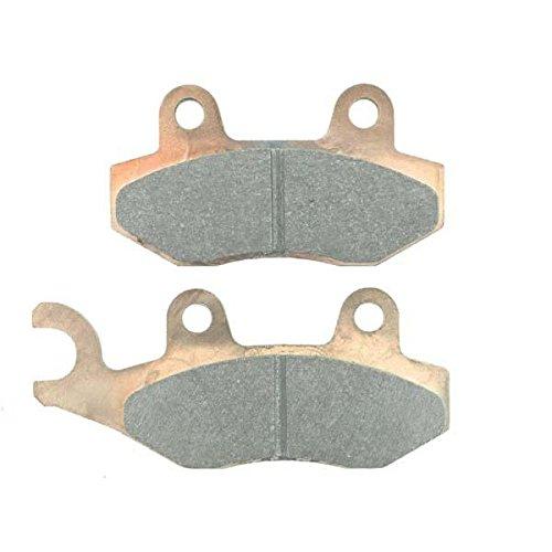 MGEAR Bremsbeläge 30-033-S, Einbauposition:Vorderachse links, Marke:für SUZUKI, Baujahr:1994, CCM:200, Fahrzeugtyp:Dirtbike, Modell:TS 200 R