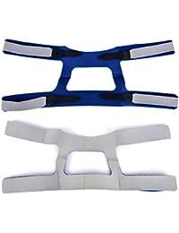 1 pieza CPAP banda de ventilación para cabeza máscara diadema Hniversal ... 2e708774bf1