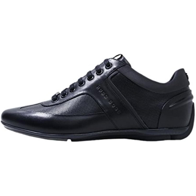 BOSS HUGO pour hommes MERCEDES-BENZ Baskets foncé Low-Top/chaussures bleu foncé Baskets - B07FGF8PMY - 5b5e70