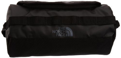 The North Face Base Camp Travel Bolso, Unisex Adulto, Negro (Black), S