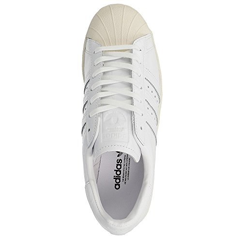 Adidas Schuhe Superstar 80s Damen running white-running white-off white (BB2056)